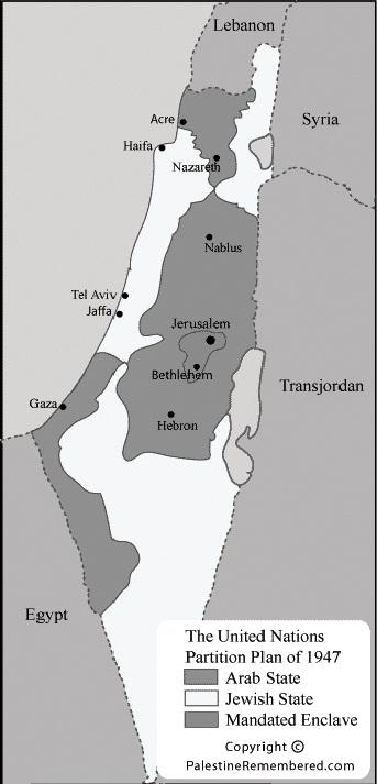 U.N. statehood debate sparks student discussion: Palestine should be a state
