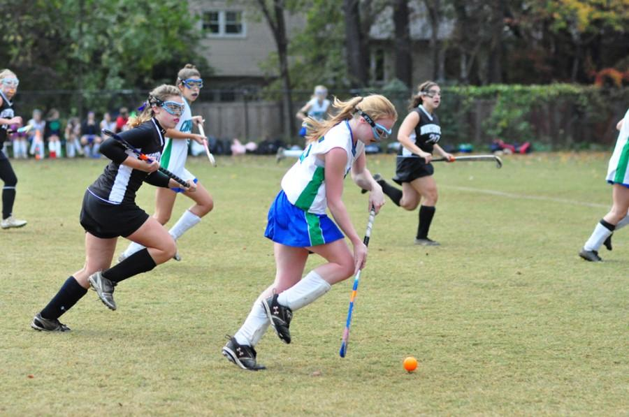 Field hockey's season ends in Regional finals