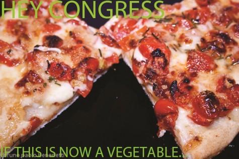Student bemoans Congressional food faux pas