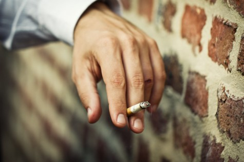 Students punishable for tobacco on school grounds