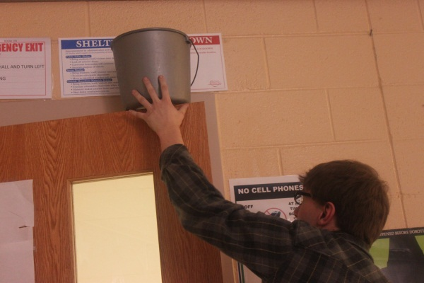 April Fools! CHS students get creative with pranks. & April Fools! CHS students get creative with pranks. - The Observer