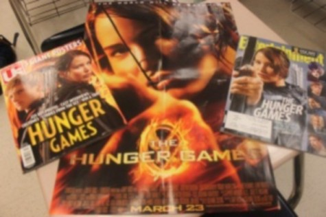 'Hunger Games' stirs up excitement among students