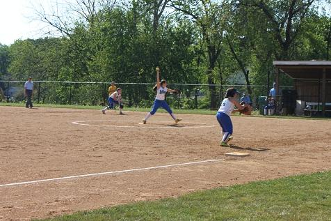Softball's young talent shows promise for future