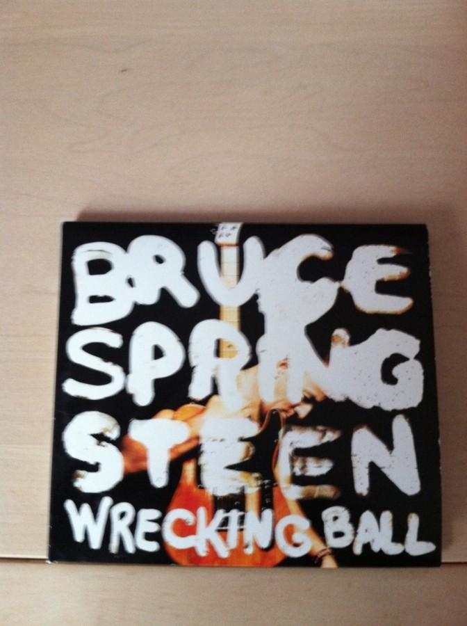 Springsteen+disappoints+with+%27Wrecking+Ball%27