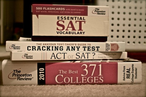 New SAT, ACT security oversteps boundaries