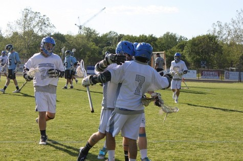 With win over Sherwood, boys lacrosse wins region