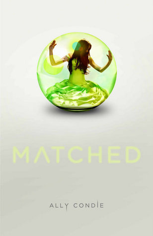 'Matched' a must-read novel for distopian novel fans