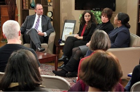 Superintendent Starr's book club focuses on skills not scores