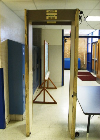 Metal detectors necessary for school safety