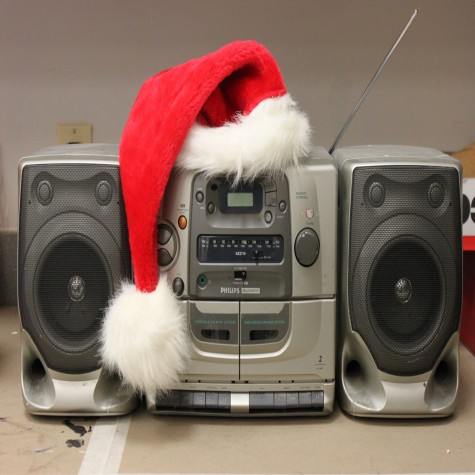 Radio stations ring in holiday cheer too early