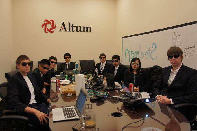 The team hopes to make it to finals and compete at MIT.