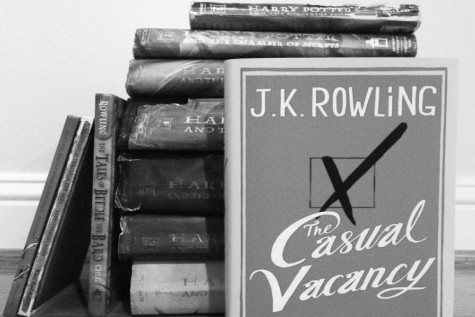 Rowling follows Potter legacy with new style