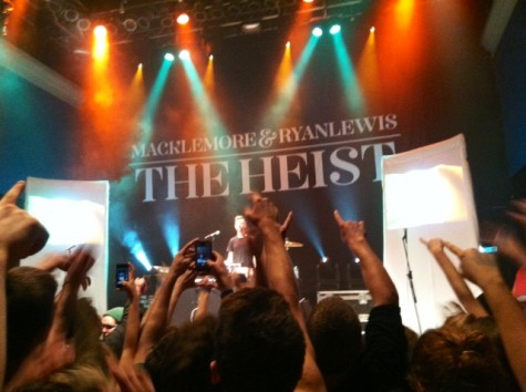 Macklemore, Ryan Lewis energize 9:30 Club crowd