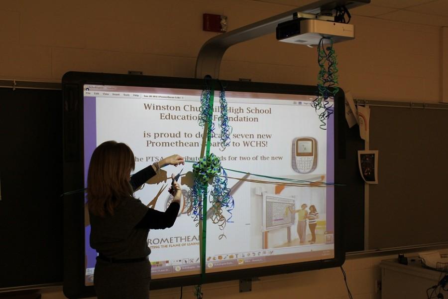 New+Promethean+boards+grace+CHS+classrooms