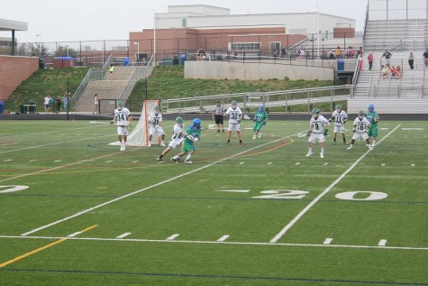 Lacrosse starts stong, aims for division title