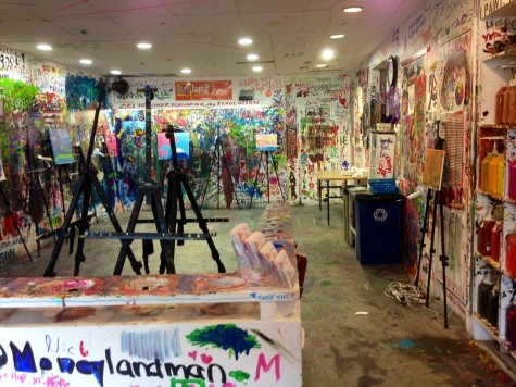 ArtJamz's new location makes for unique outing