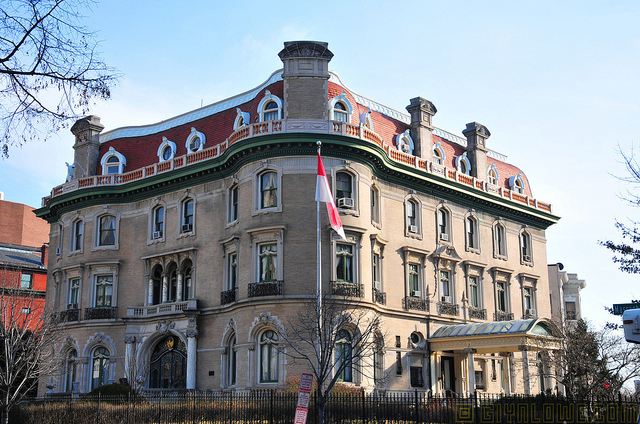The Embassy of Indonesia is just one of the many embassies taking part in Passport D.C.