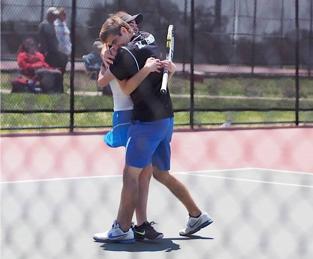 Tennis Wins States