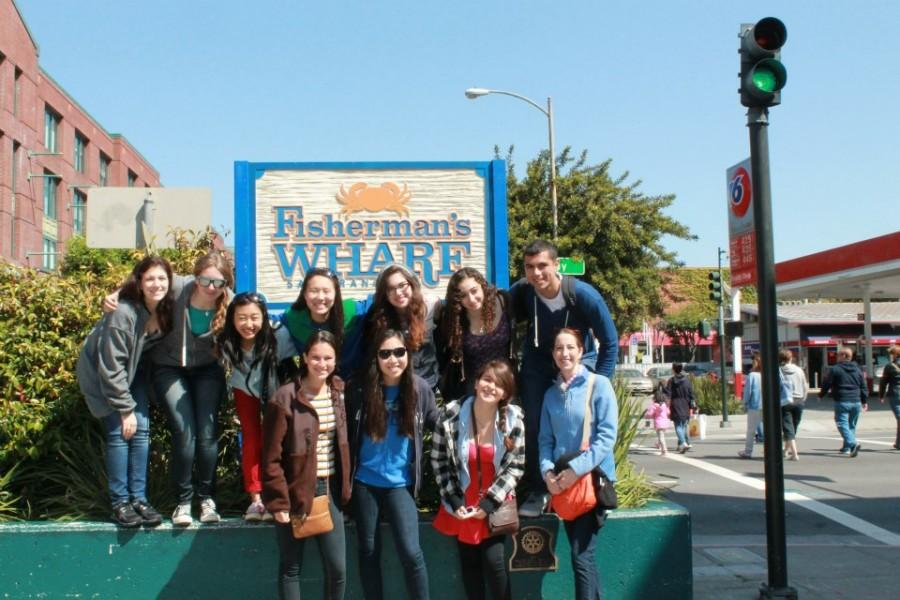 Observer staff attends conference in San Francisco