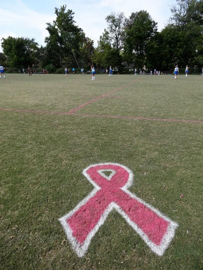 Churchill Takes National Breast Cancer Month