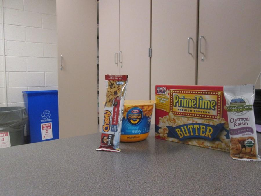 Club works to recycle food one lunch at a time
