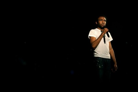 "Childish Gambino releases ""Because the Internet"""