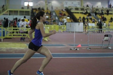 I want you to want me: Students share their recruitment experiences; Junior Lucy Srour-Track and Field