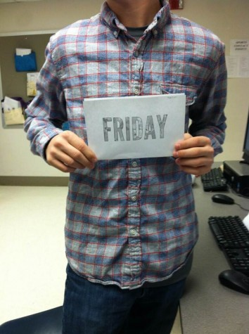 Fashion-forward CHS students fancy Flannel Friday