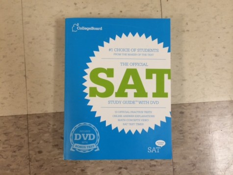 With the new SAT changing, the classic blue prep books will have to adapt.