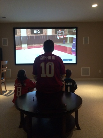 Benefits of HD TV outweigh entertainment of live games