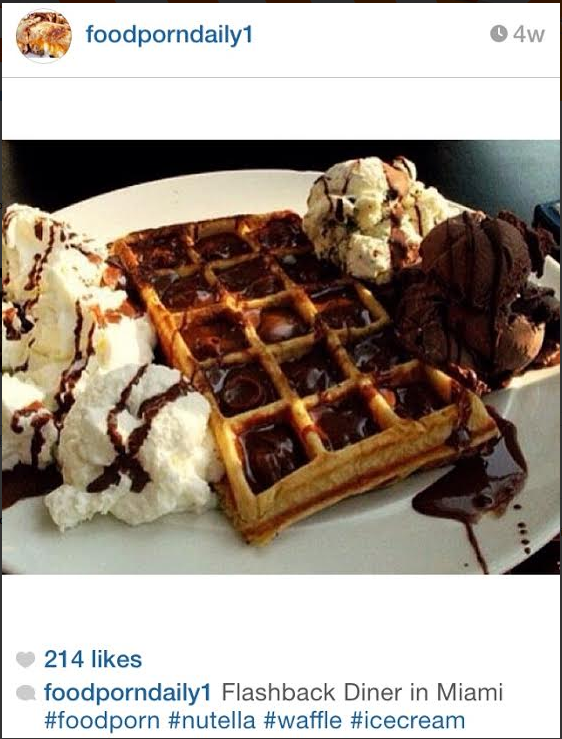 Mouth-watering Instagram account goes viral