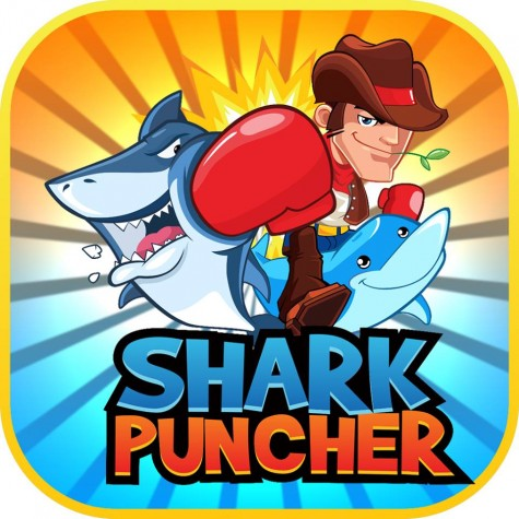 "Senior becomes ""Shark Puncher"""
