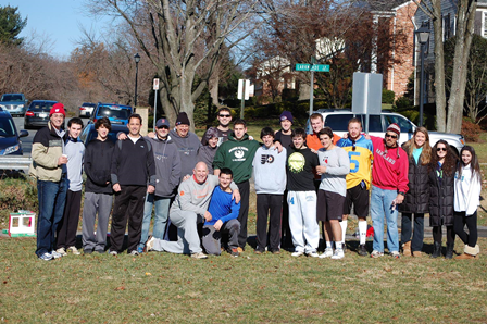 The Turkey Bowl: A national tradition