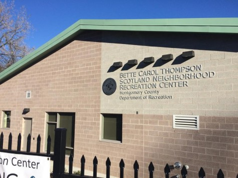 Scotland community recreation center reopens