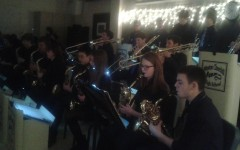 Jazz ensemble holds annual winter coffeehouse
