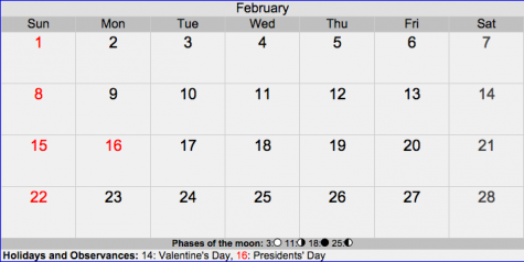 Calendar should be extended to thirteen months