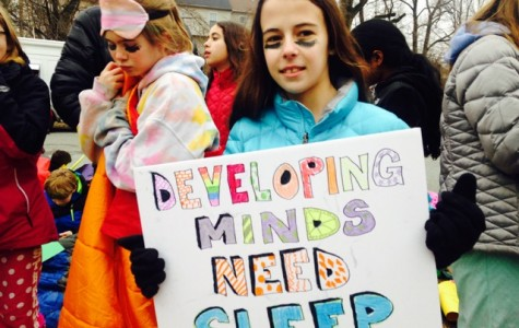 County changes school start times with input from community rally