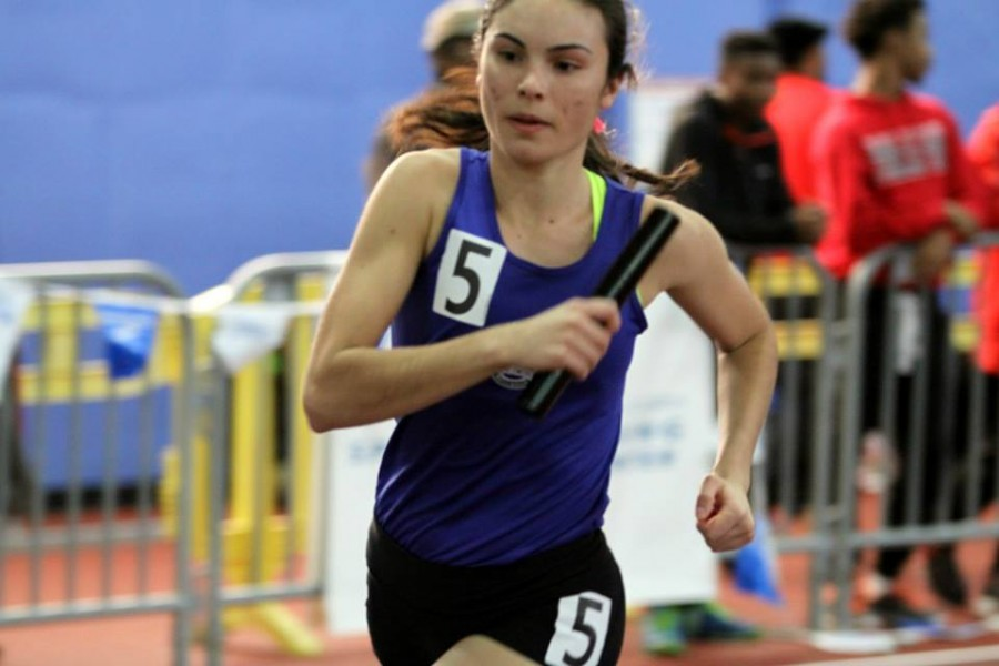 Athlete Commits: Lucy Srour
