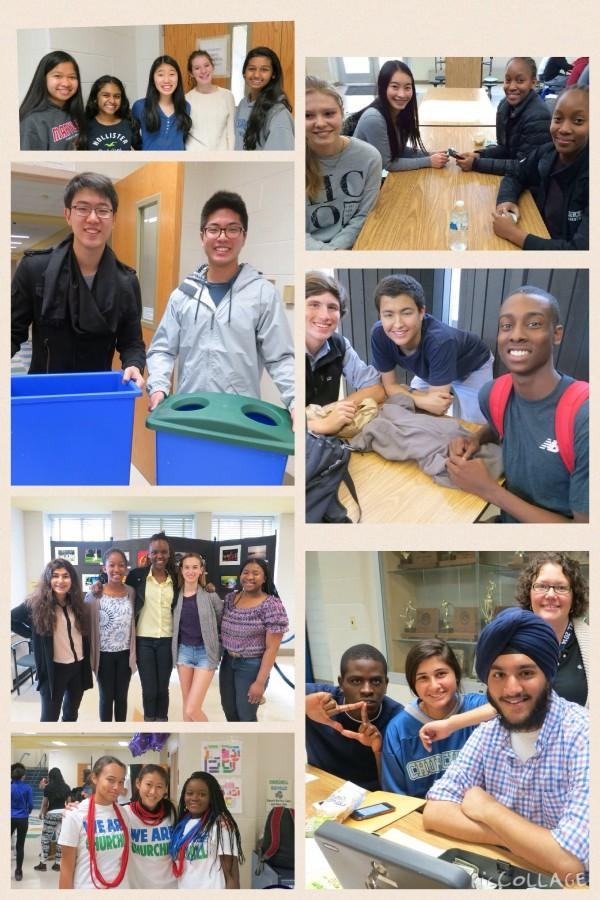 CHS boasts a diverse community and provides a safe haven for those of all backgrounds.