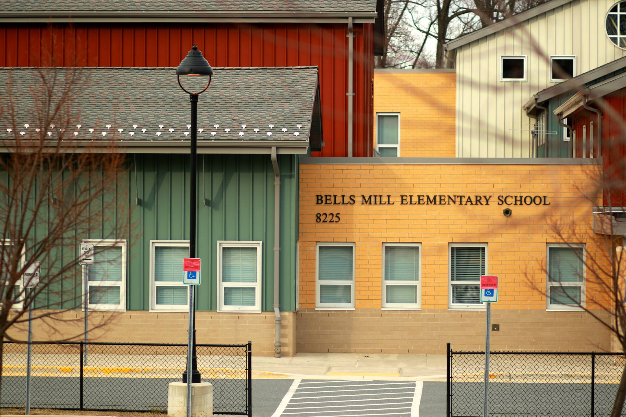 Bells Mill ES is one of several schools the county has renovated in the last 10 years, but many more have to wait until there is enough funding to be renovated.