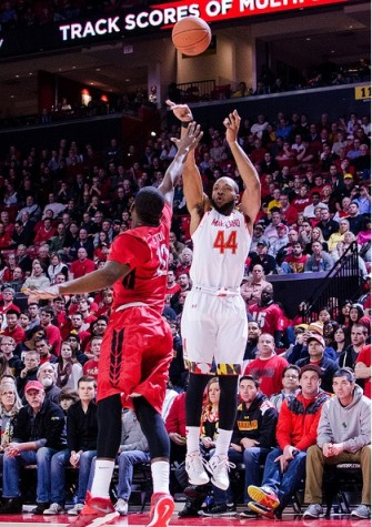University of Maryland basketball dominates