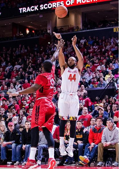 Senior guard Dez Wells is has lead the University of Maryland men's baskeball team to a top 10 national rank.