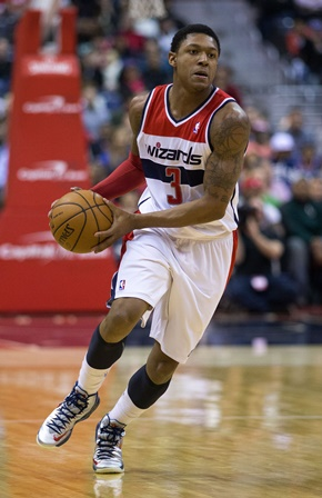 Part of the Wizard's recent struggle is due to shooting guard Bradley Beal's absence due to injury.