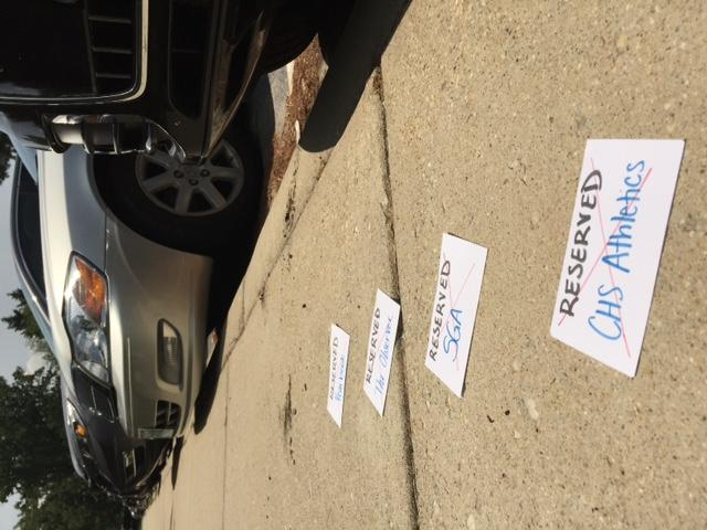 Parking for extracurriculars shouldn't be revoked