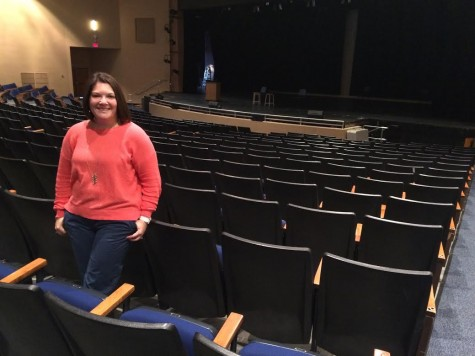 Theater department under new management as Ratz takes the stage