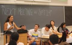 Student Senate Aims to Incorporate 'More Voices, Ideas': Senators Keep Fellow Homeroom Students Informed