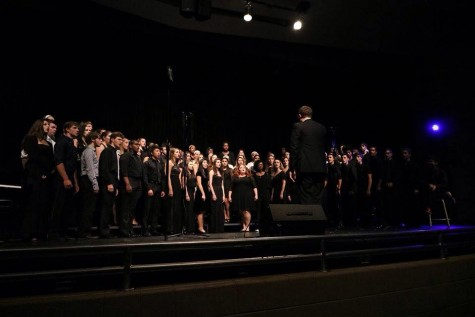 CHS Choral Concert Connects Poetry to Music Lyrics