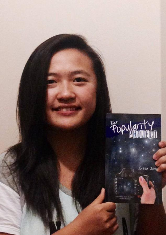Student Publishes Book