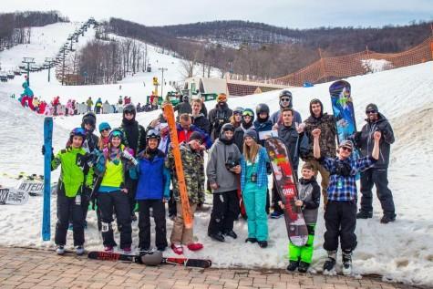 Ski Club Would Lift CHS Students' Spirit