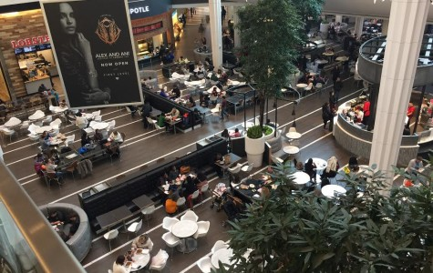 New Restaurants to be Tried in the Food Court
